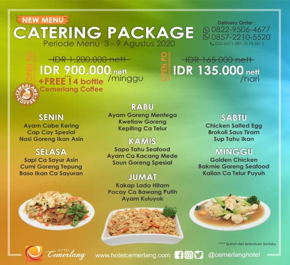 Catering Package