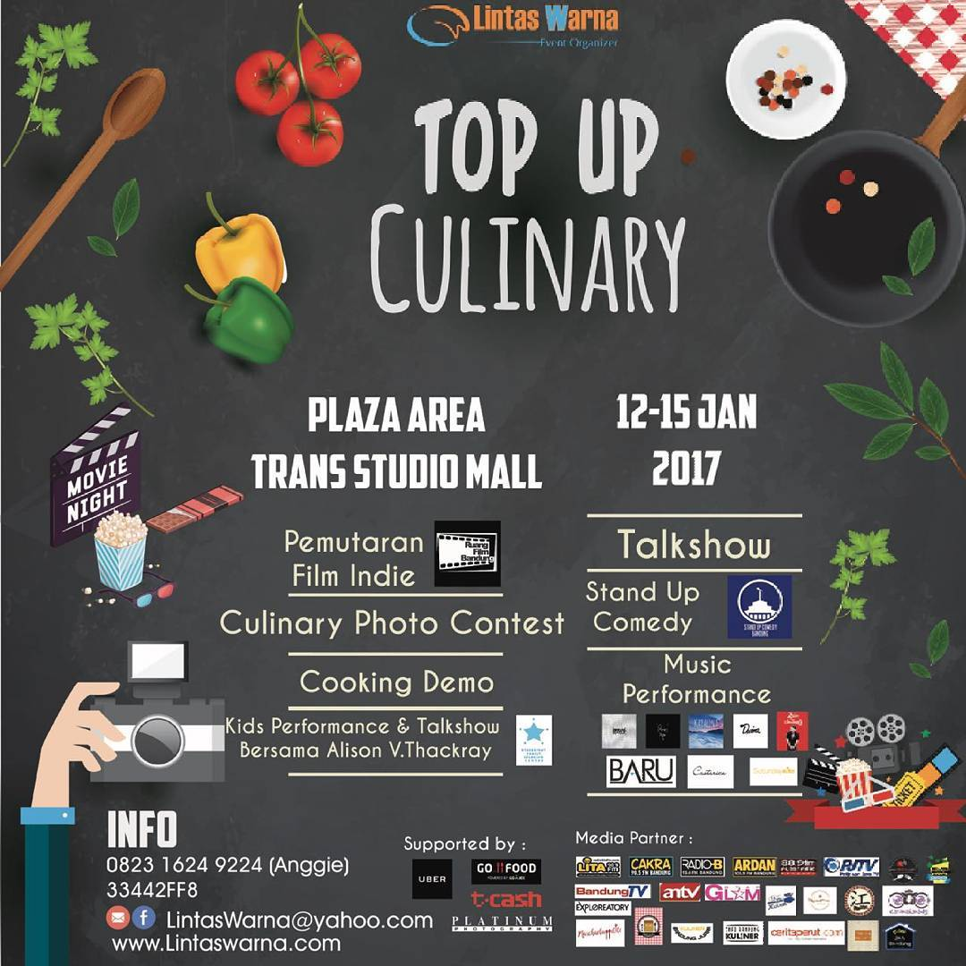 Top Up Culinary